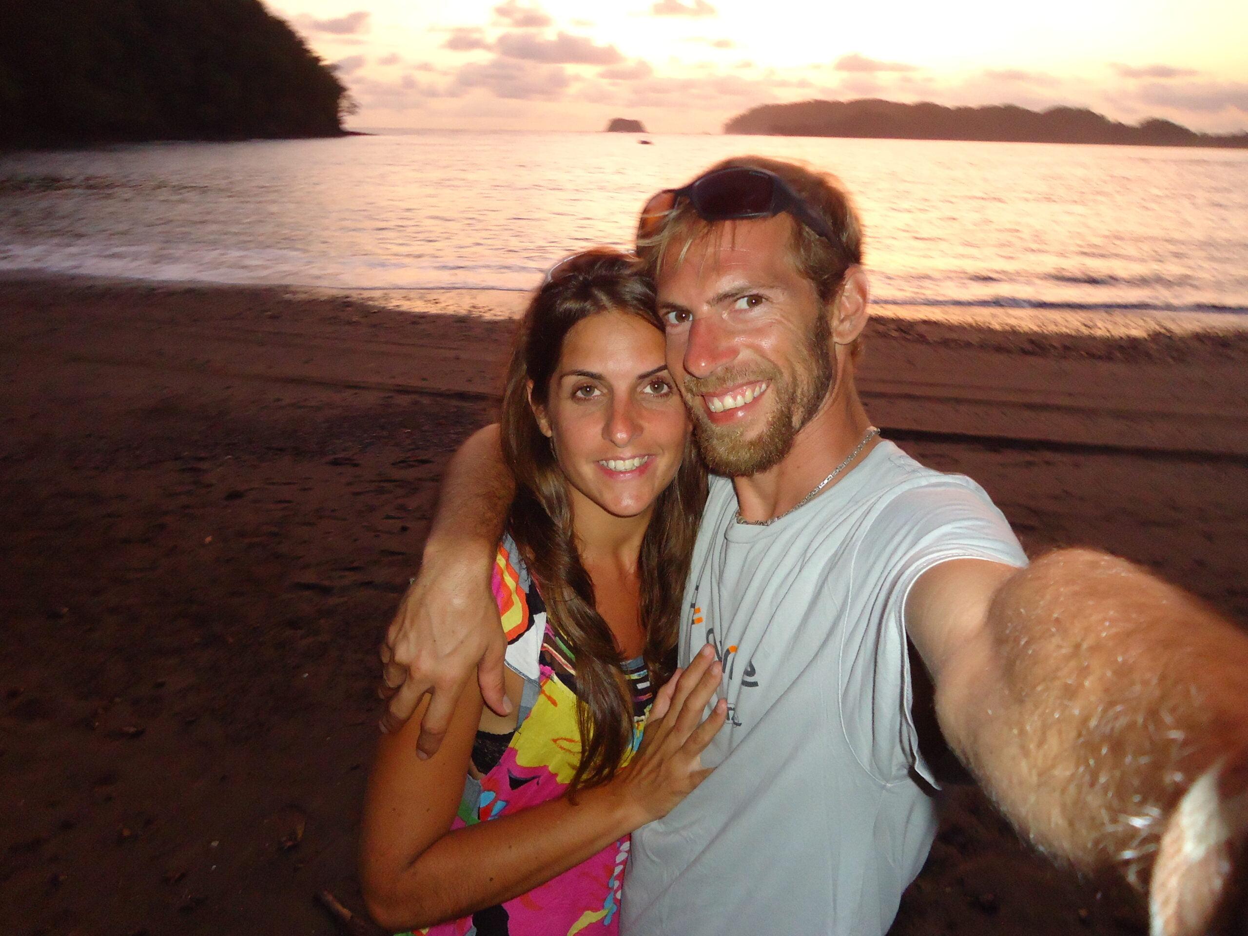 Audrey et Mathieu Gabe