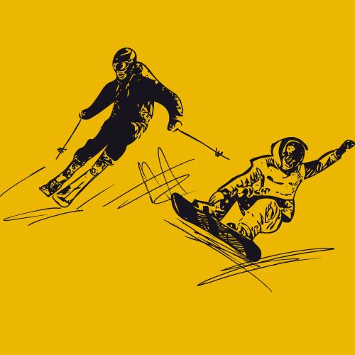 Louer skis et snowboards